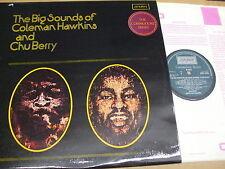 HMC 5006 Big Sound of Coleman Hawkins & Chu Berry- London LP