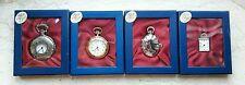Lotto 4 Orologi da tasca da collezione- The pocket watch Collection