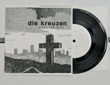 """Die Kreuzen """"Cows And Beer"""" 7"""" Vinyl Record - VOID Minor Threat Discharge Gauze"""
