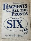 The Bystander - Fragments From All The Fronts No 6  by Capt Bruce Bainsfather