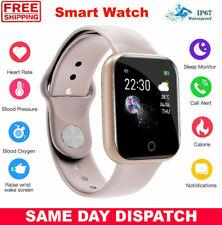 Sports Smart Watch Bracelet Fitness Tracker Blood Pressure Pedometer Calories