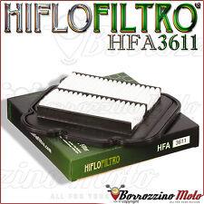 FILTRO ARIA HIFLO HFA3611 PER SUZUKI DL 650 V-STROM K4 K6 2004 2005 2006