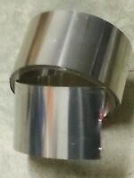 """4.528 wide X 0.004 thick, Aluminum shim stock ONE FOOT LONG (12""""x4.5"""") 004 .004"""