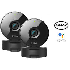 2-Pack D-Link WiFi 720P Wirless-N Home Security Camera w/ Night Vision DCS-936L