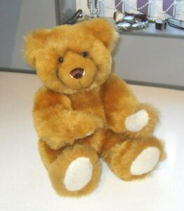 VINTAGE AURORA  TEDDY BEAR VINTAGE TYPE COLLECTOR JOINTED LONG SNOUT & ARMS VGC