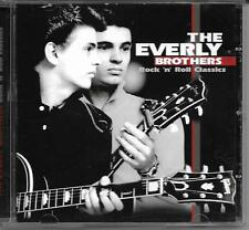 The Everly Brothers Rock 'n' Roll Classics (CD)