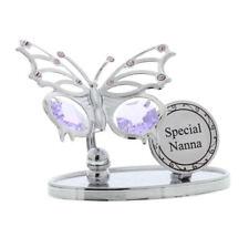 Special Nanna Swarovski Elements Butterfly Design  Nanna Gift SP509