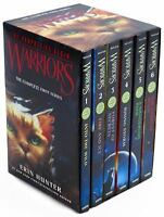 Warriors the Prophecies Begin Ser.: Warriors Vols. 1-6 by Erin Hunter (2015,...