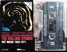 The Rolling Stones – Hot Rocks 1964-1971 Cassette Classic Rock 1971 820140-4