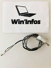 Antenne Cable Nappe Wifi Wlan Wireless HP Pavilion DV9000 (réf: dv9348ea)