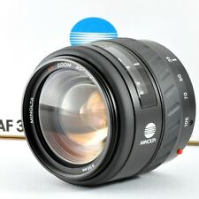 [Mint in Box] MINOLTA AF 35-105mm f3.5-4.5 New Zoom Lens SONY A Mount from Japan