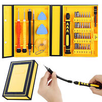 38 in 1 Mobile Phone Screen Opening Repair Tools Kit Screwdriver Set for iPhone