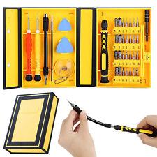 38 in 1 Mobile Phone Screen Opening Repair Tools Kit Screwdriver Set for iPhone