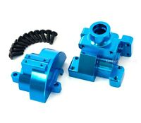 HSP 122075 Blue Aluminum Front/Rear Differential Housing for Redcat Tornado EPX