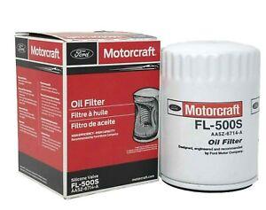 Genuine Motorcraft Professional Engine Oil Filter FL-500S AA5Z-6714-A FREE SHIP