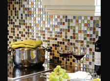 Self Adhesive Wall Tile Peel And Stick Tile Backsplash Idaho Decorative 6 Pack