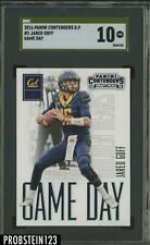 2016 Panini Contenders Game Day #2 Jared Goff Rams RC SGC GOLD LABEL PRISTINE 10