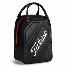 2020 Titleist Golf Professional Shag Bag Ball Pouch/Satchel COLOR: Black/Red