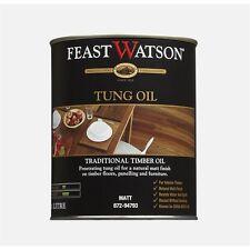 Feast Watson 1L Tung Oil