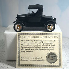 NATIONAL MOTOR MUSEUM MINT diecast model car 1925 Ford T golden age black spare