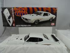 1:18 GMP #A1801202 - 1970 Promo GTO The JUDGE white Lmtd. 1 of 1000  - RARITÄT §