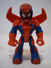 FISHER PRICE RESCUE HEROES  SPIDERMAN WINGED