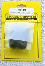 "Model Shipways Fittings MS 1215 Black Rigging .040""X 30'(.95MM X 9.2M) 10 YDS"