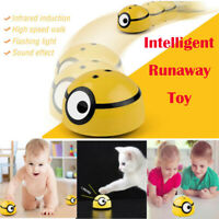Magical Intelligent Runaway Toy For Kid&Pet Go-Go Smart Induction Ball Xmas Gift