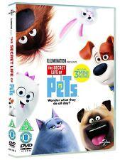Dvd Pets - Vita da animali - (2016) ***Importazione Lingua Italiano***....NUOVO