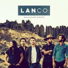 LANCO Hallelujah Nights CD BRAND NEW