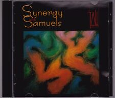 Synergy With Samuels - CD (Tall Poppies TP030 1994 Australia)