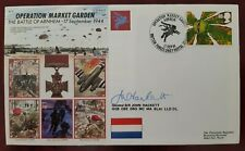 First Day Cover Sir John Hackett Signed FDC