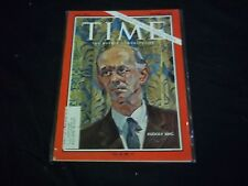 1966 SEPTEMBER 23 TIME MAGAZINE - RUDOLF BING - FRONT COVER - C3032