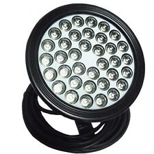 36 1W RGB LED 24VDC Submersible Pond or Fountain Light Remote DMX Controllable