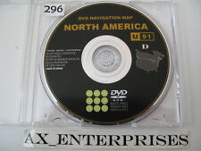 Genuine Toyota Highlander Sequoia Navigation DVD # U91 Map © 9/2009 Edition 2010