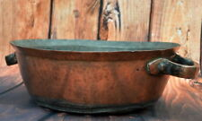 More details for french copper antique steamer tin lined rare
