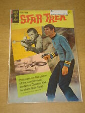 STAR TREK #2 VG+ (4.5) GOLD KEY COMICS JUNE 1968 COVER A