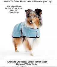"""HURTTA COOLING VEST COOL & COMFORTABLE size #40 Back 16"""" Neck 23"""" Chest 22-30"""""""