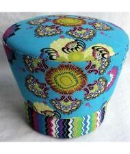 Multi-Colour Contemporary Ottomans, Footstools & Poufs