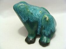 Green Maigon Daga Frog Figurine Shape #11