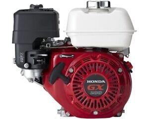 "Honda GX200 UT3 QH Q4 Engine 3/4"" Crank"