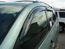 Tape-On Wind Deflectors: 2006-2012 Toyota RAV4