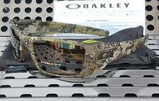 New Oakley FUEL CELL Sunglasses 9096-i760 Desolve Bare Camo w/ Prizm Tungsten