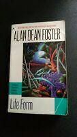 Life Form (Good) Alan Dean Foster Science Fiction