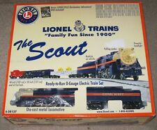 Lionel New 6-30127 The Scout ready-to-run train set