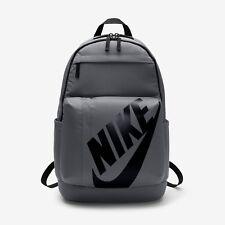 Nike SW BP Elemental Unisex Backpack 48x31x17cm Dunkelgrauschwarz Ca25l