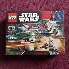 LEGO Star Wars Clone Troopers Battle Pack (7655) Complete