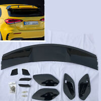 Painted Rear Trunk Spoiler Wing for Mercedes W177 A220 A250 A35 ED1 Style WO