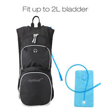 20L Outdoor Shoulder Bag Pack Travel Hiking Cycling Backpack W/Reflective Strip