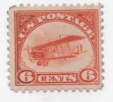 1918 6 Cent Airmail Scott C1 Mint F OG NH